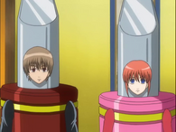 Sougo and Kagura Episode 122