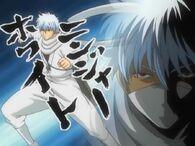 Ninja white
