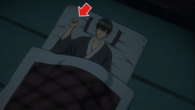 Sleeping Hijikata Episode 267