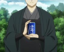 Kurokono Tasuke Pocari Sweat