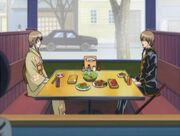 Mitsuba and Sougo Episode 86