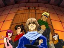 Gintama Ninja