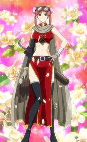 Kagura in episode 202
