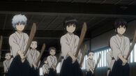 Young Gintoki, Young Katsura and Young Takasugi Episode 320