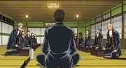 Shinsengumi-meetingroom