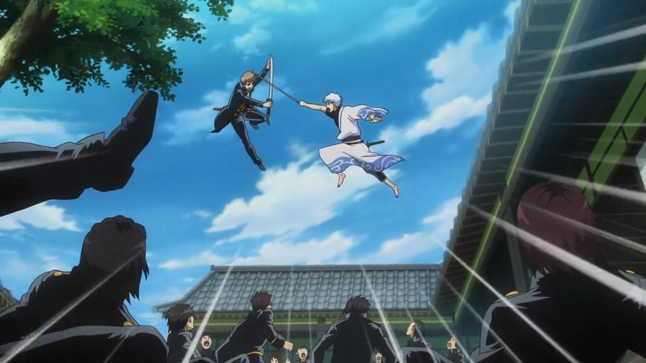 Excalibur Arc | Gintama Wiki | FANDOM powered by Wikia