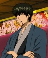 Hijikata off-day
