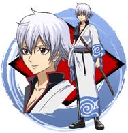 Ginko Sakata (Gintoki)