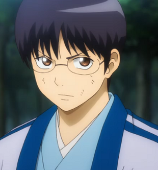 Shimura Shinpachi | Gintama | FANDOM powered by Wikia
