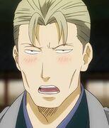 Younger Sasaki Isaburo