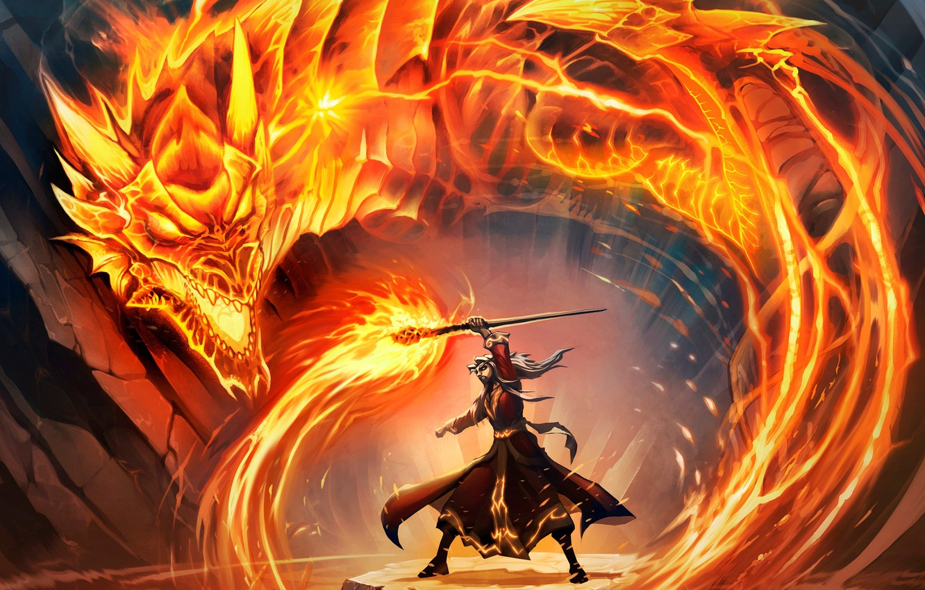 Image result for Fire dragon pics