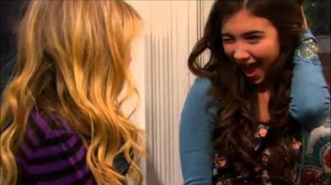 Girl Meets World Riley and Lucas Scenes (Season 1 Episode 3)