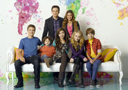 Cast of girl meets world
