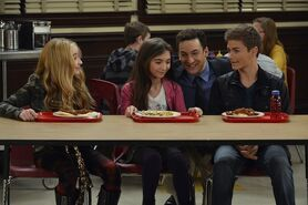 Riley, Maya, Tristan and cory