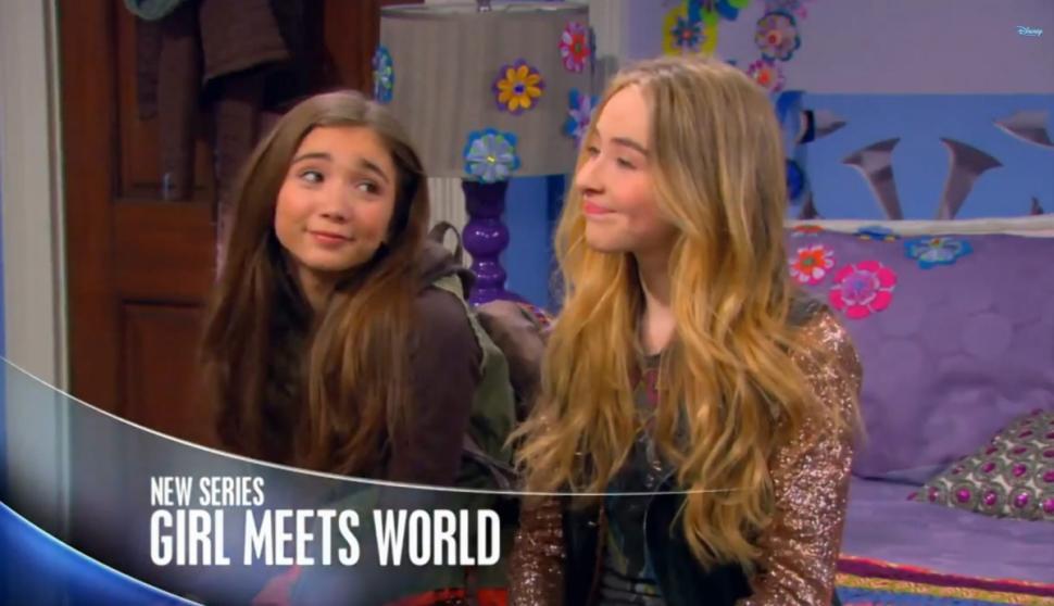 Girl meets world on disney channel