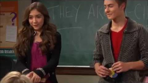 Girl Meets World Riley and Lucas-0