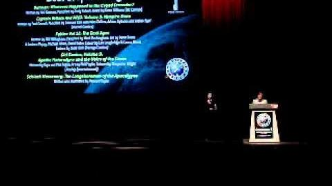 Hugo Awards Ceremony 2010 - Best Graphic Story