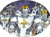 The Knights of Jove (Giant Battle Clanks)