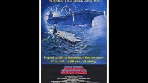 The Final Countdown 1980 theme John Scott