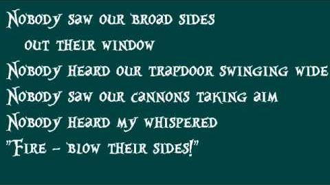 Abney Park - Under the Radar (Lyrics Video)