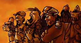 Jaegervolunteers