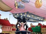 The Pink Airship