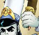 Captain Vole