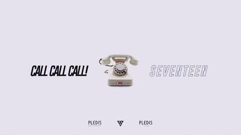 -TEASER-SEVENTEEN - CALL CALL CALL! MV Teaser