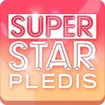 SuperStar PLEDIS Logo