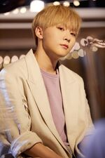 YMMD Jacket Photoshoot Behind Seungkwan1