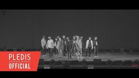 -Choreography Video- SEVENTEEN(세븐틴) - 고맙다(THANKS)