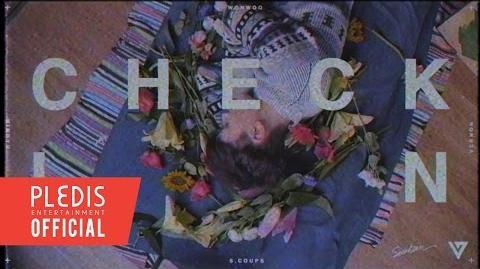 SEVENTEEN(SVT) Mixtape - 'Check-In' FILM VERNON Ver.