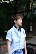 FIRST `LOVE&LETTER' Hoshi2
