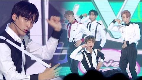 《EXCITING》 SEVENTEEN (세븐틴) - VERY NICE (아주 NICE) @인기가요 Inkigayo 20160717