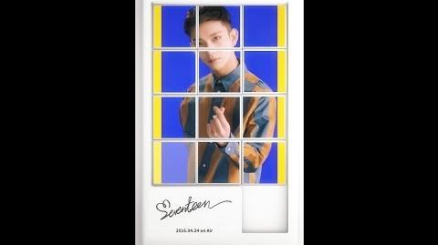 JOSHUA- SEVENTEEN(세븐틴) - FIRST ALBUM LOVE&LETTER