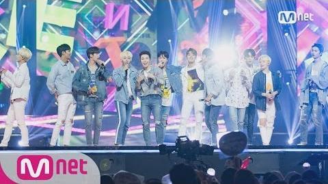 -KCON Japan- Seventeen-Beautiful 170525 EP.525ㅣ KCON 2017 Japan×M COUNTDOWN M COUNTDOWN 170525 EP
