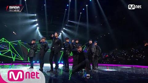 SEVENTEEN INTRO + Getting Closer │2018 MAMA in HONG KONG 181214