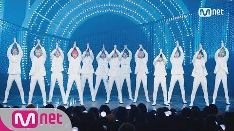 -SEVENTEEN - CLAP- Comeback Stage - M COUNTDOWN 171109 EP