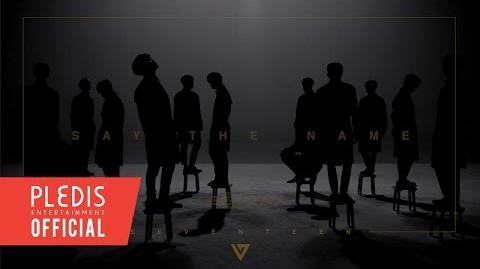 SPECIAL VIDEO '17 JAPAN CONCERT Say the name SEVENTEEN' OPENING VCR