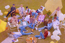 SEVENTEEN You Make My Day group promo photo 2