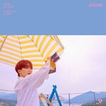 JEONGHAN You Make My Day Concept Photo SET THE SUN Version