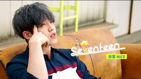 SEVENTEEN - VERY NICE 非常NICE (華納official HD高畫質官方中字版)