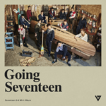 SEVENTEEN Going Seventeen digital cover art