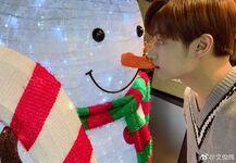 Jun Weibo Update 181110