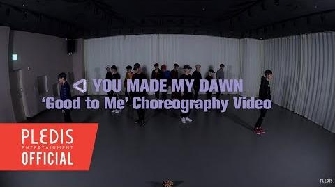 Choreography Video SEVENTEEN(세븐틴) - Good to Me