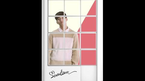 DK- SEVENTEEN(세븐틴) - FIRST ALBUM LOVE&LETTER