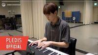 INSIDE SEVENTEEN 승관이의 피아노 연습 (SeungKwan's Piano Practice)