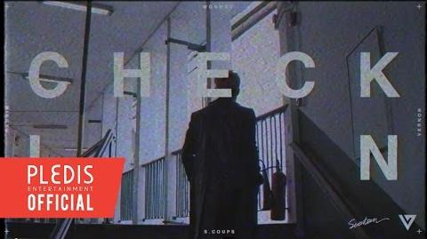 SEVENTEEN(SVT) Mixtape - 'Check-In' FILM MINGYU Ver