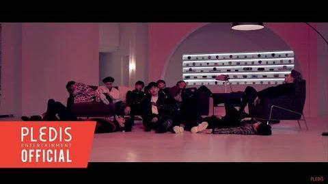 SEVENTEEN(세븐틴) - '숨이 차 (Getting Closer)' M V BEHIND THE SCENE