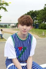 FIRST `LOVE&LETTER' Woozi2
